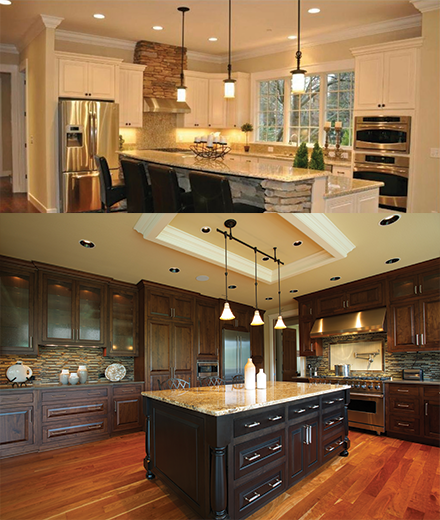 Burlington kitchen and bathroom remodeling contractor serving MA & NH