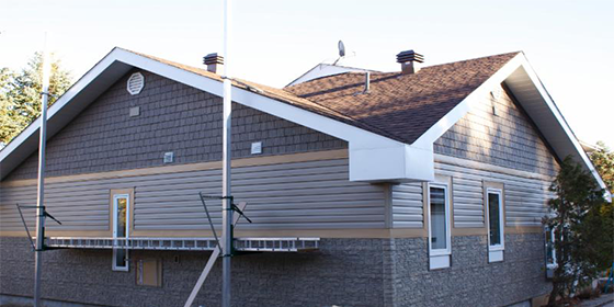 Burlington Vinyl siding, hardie board, wood and cedar siding replacement installers in MA and NH