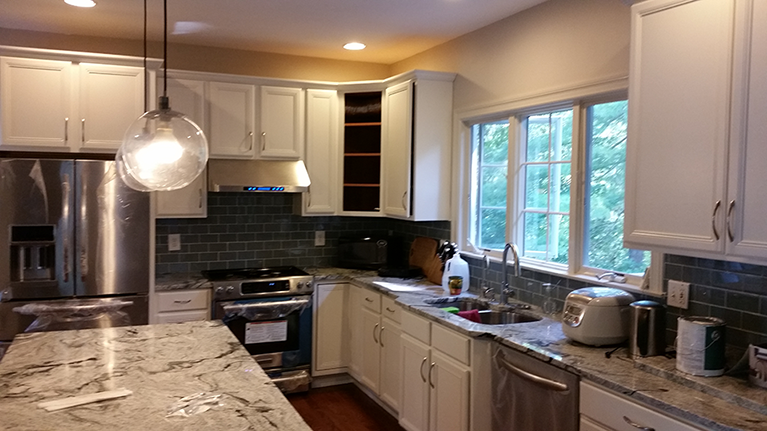 Brookline Interior Painting by Finish Masters Painters